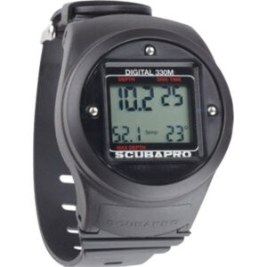 Scubapro: Digital 330 bottom timer