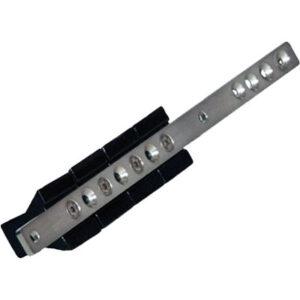 Bertec: Variabele gewicht systeem / V-loodsysteem 4 kilo-breed