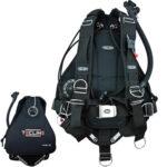 Tecline: Sidemount Side 16  systeem / 36 lbs