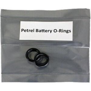 Shearwater: Petrel batterijklepje O-ringen