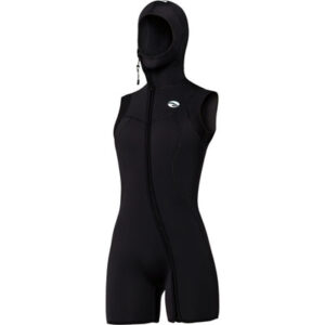 Bare: Nixie S-Flex Hooded Vest 7 mm / Dames