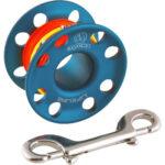 Apeks: Spool Kit 45 m Blauw