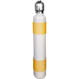 Cilinder voor schietsport / 10 liter