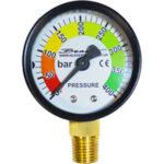 Manometer voor luchtbuks oplaad adapter