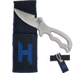 Halcyon:  Titanium Explorer mes met pocket