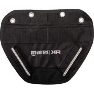 Mares: Butt plate sidemount