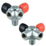 Kraan Nautec cilindrisch 230 of 300 bar