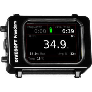 Divesoft: Freedom Advanced Bottom Timer