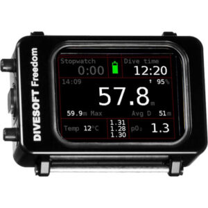 Divesoft: Freedom CCR Bottom Timer