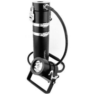 Yellow Diving: Canister lamp L20 PERCH SideMount