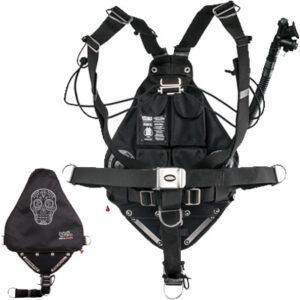 Tecline: Sidemount Side 16 systeem Avenger Maya / 36 lbs