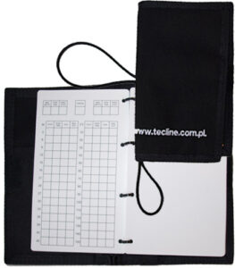 Tecline: Notebook / Cordura omslag