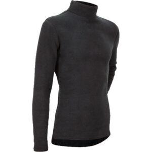 Kwark: Navy  shirt / lange mouwen