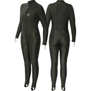 Kwark: Aquashell overall / Dames