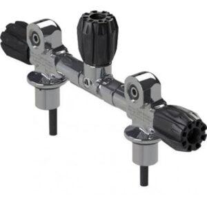 Apeks: Manifold met isolator