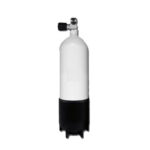 Mono cilinder staal /   5 liter