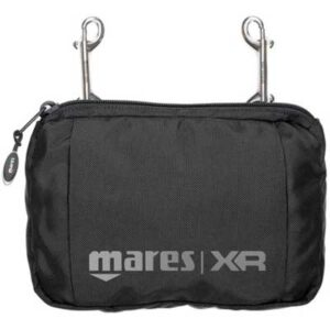 Mares: Sidemount back pouch