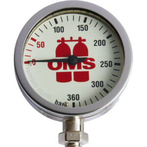 OMS: SPG 52 – 300 bar
