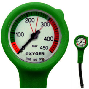 Oxygen SPG 52 met behuizing