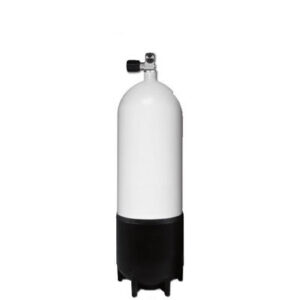 Mono cilinder staal / 16 liter