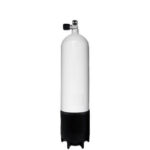 Mono cilinder staal / 12 liter-lang