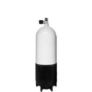 Mono cilinder staal / 15 liter