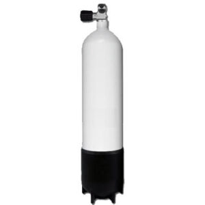 Mono cilinder staal /   7 liter