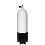Mono cilinder staal / 18 liter
