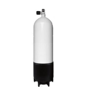 Mono cilinder staal / 18 liter