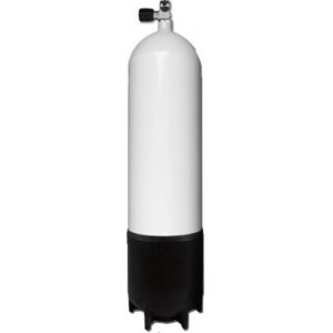 Mono cilinder staal / 20 liter