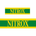 Nitrox identificatie sticker