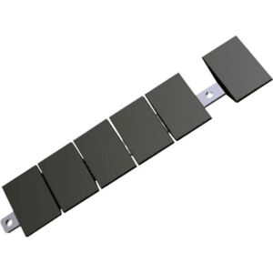Bertec: Variabele gewicht systeem / P-loodsysteem