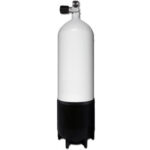 Mono cilinder staal / 10 liter