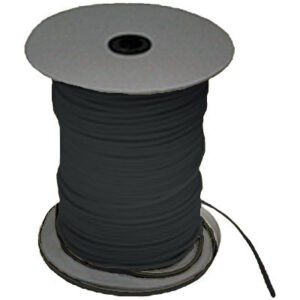 Bungee elastic cord 3/4/5/6/10 mm black