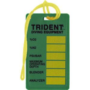 Trident: Nitrox-label