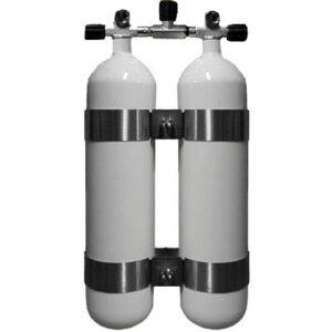 Dubbelset  7-liter / verbreed
