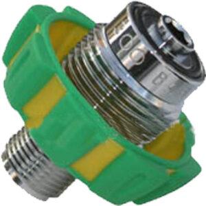 Apeks: 300 bar Nitrox DIN adapter  / M26