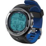 Aqua Lung: i450T Blauw/Zwart met USB