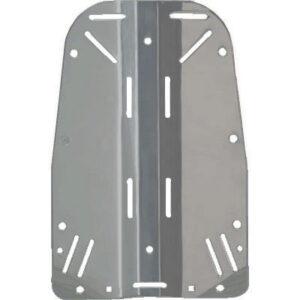 Halcyon: Backplate aluminium / Standaard