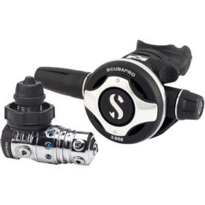 Scubapro: MK25 EVO + S600
