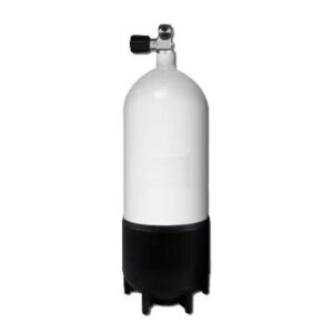 Mono cilinder staal /   8 liter