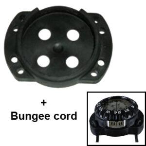 Scubapro: Bungee behuizing FS-1 kompas