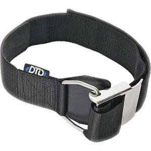DTD: Cilinderband / roestvrij staal sluiting