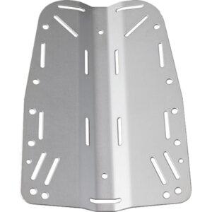 DTD: Backplate 3 mm / aluminium