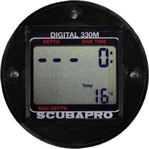 Scubapro: Digital 330 bottom timer / capsule