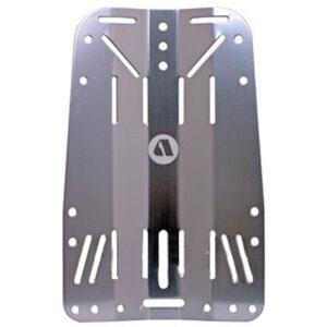 Apeks: WTX Backplate / aluminium