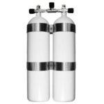 Dubbelset 12-liter concaaf