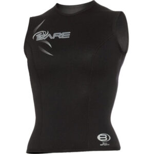 Bare: 3mm Sport vest Black / Dames