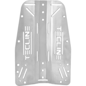Tecline: Backplate 3 mm / aluminium