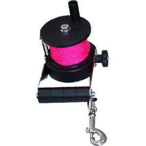 Custom Divers: Ratchet Reel /  40 m roze